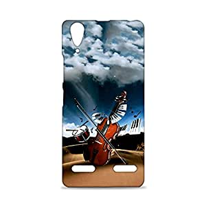 ezyPRNT Lenovo A6000 Plus Mobile Back Case Cover with Beautiful Premium All In One Music