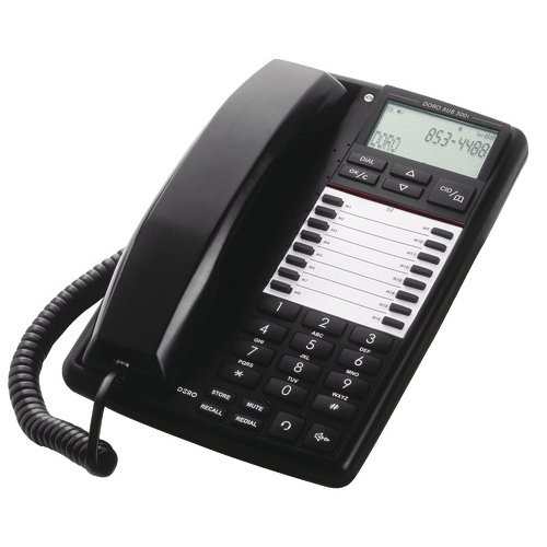 Doro Business Phone Aub 300, Black - (546202) image