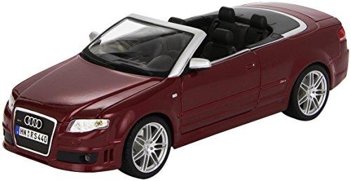 Maisto 531147 - 1:18 Audi RS4 Cabrio (farblich sortiert)