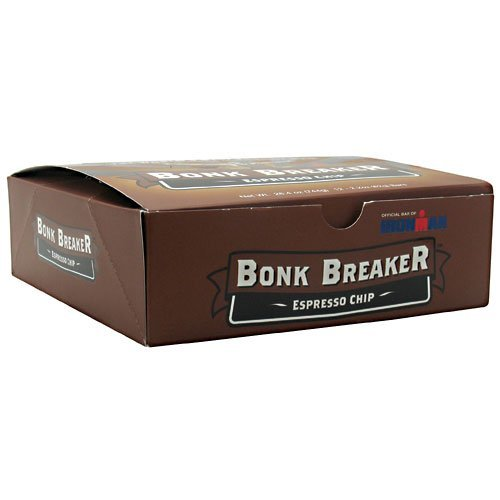 Bonk Breaker Espresso Chip Energy Bars by Bonk Breaker (Bonk Breakers Espresso Chip compare prices)