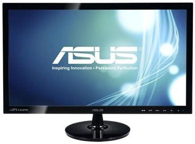ASUS VSシリーズ 23型ワイド IPS+LEDバックライト搭載 スリムLCDモニター ブラック VS239H-P