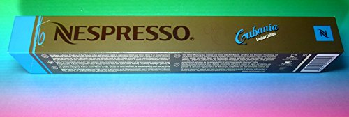 Nespresso 2014 New Autumn Limited Edition 5 Sleeves
