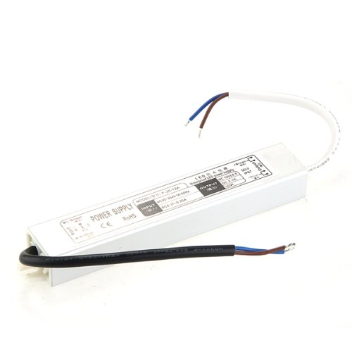 30W Waterproof LED Strip. Light Power Supply Driver Transformer DC 12V 2.5A