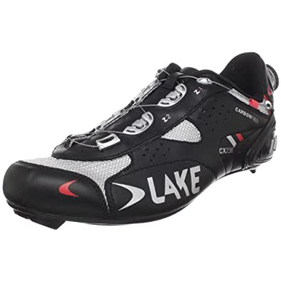 Lake Men's CX236C Cycling Shoe,Black,12.5 W US