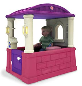 Step2 Four Seasons Playhouse - Pink/Purple