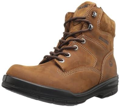 Wolverine Men's W02038 Durashock Boot, Brown, 7 M US