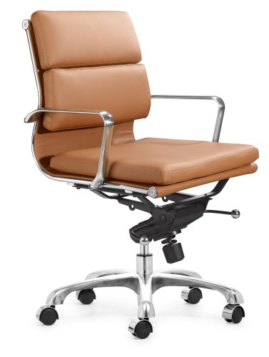 Zuo Modern Director Office Chair Terracotta Compare Price