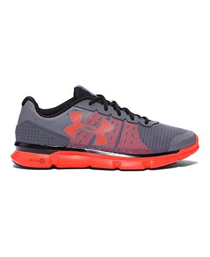 Under Armour Men's UA Micro G Speed Swift Running Shoes 9.5 Graphite