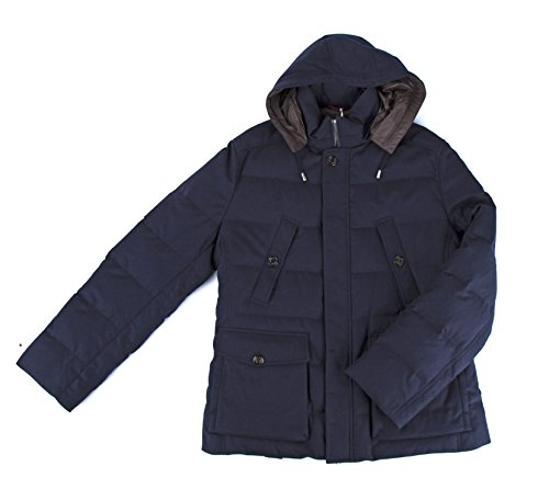 brunello-cucinelli-mens-blue-down-wool-puffer-coat-jacket-parka-2xl-hooded