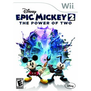 Disney Epic Mickey 2: The Power of Two - Nintendo Wii (Epic Mickey 2 compare prices)