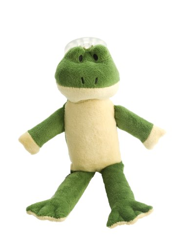 pacimals frog pacifier with plush PAC400 hug - 1