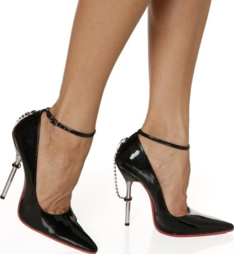 Roxi Closed toe pump Rhinestone chain - Buy Roxi Closed toe pump Rhinestone chain - Purchase Roxi Closed toe pump Rhinestone chain (All Sexy Shoes, Apparel, Departments, Shoes, Women's Shoes, Pumps, High Heels)