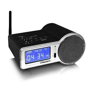 Aluratek AIRMM01 网络收音机/闹钟