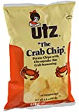 UTZ Crab Chips Potato Chips 3.5 Ounces - (Pack of 12)