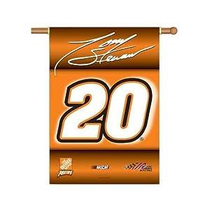 B.S.I. Tony Stewart Two Sided Premium 28 x 40 Banner by DK HUSKY RACING