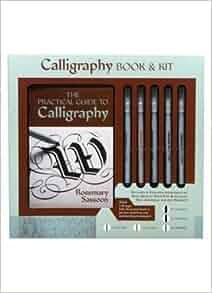 Calligraphy Book Kit Mud Puddle 9781603110099 Amazon