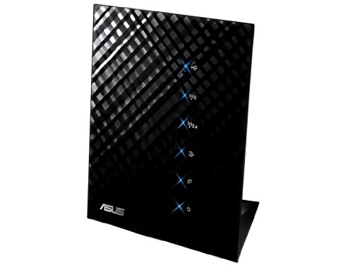 Asus Dual-Band Wireless-N 600 Router (Rt-N56U) front-752115