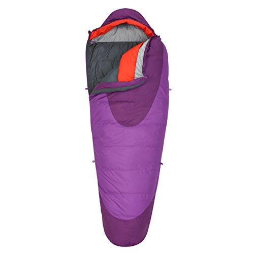 Kelty Women's Cosmic 20 Degree Sleeping Bag, Dahlia/Grape Juice (Grape Juice Bag compare prices)