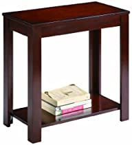 Crown Mark Pierce Chair Side Table, E…