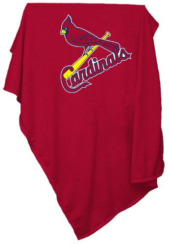 MLB St Louis Cardinals Sweatshirt Tackle Twill Blanket at Amazon.com