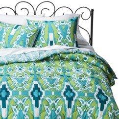 Xhilaration 2 Pc Geometric Design Comforter Set In Twin / Twin Xl front-469960
