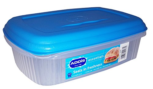 1.3 L BPA Free Plastic KitchenCraft Pure Seal Air Tight Spaghetti Jar//Pasta Storage Container with Lid