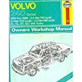 J. H. Haynes Volvo 240 Series 1974-88 Owner's Workshop Manual