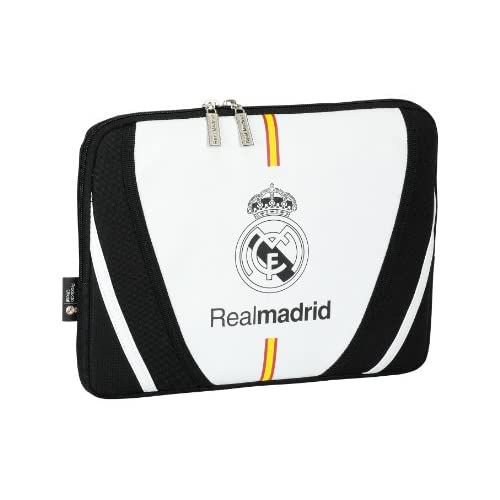 Real Madrid Fc Football Laptop Sleeve Official Computer Accessories
