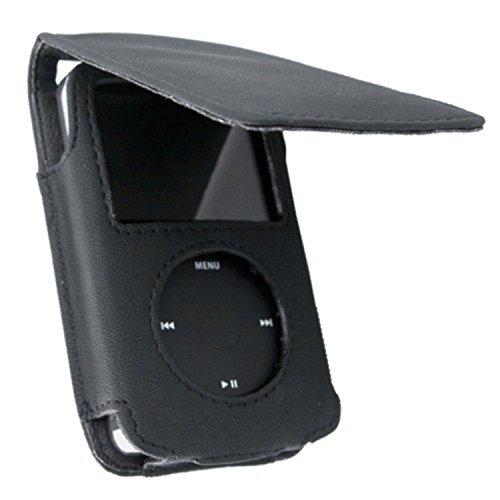 negro-cuero-funda-carcasa-para-apple-ipod-classic-120gb-80gb-30