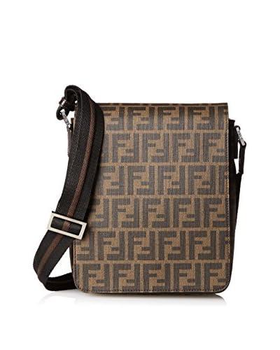 Fendi Men's Logo Messenger Bag