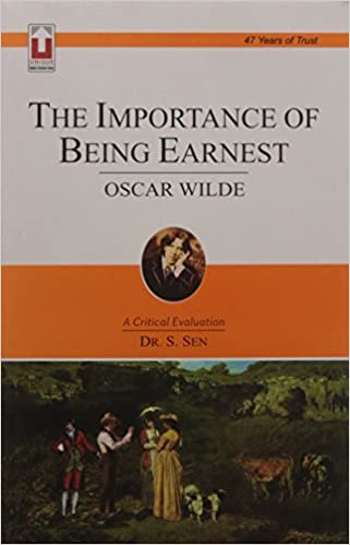 the importance of being earnest by oscar wilde victorian society