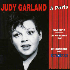 Judy Garland Judy Garland A Paris En Concert Avec