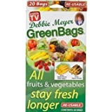 Debbie Meyer's Green Bag (20 pack)