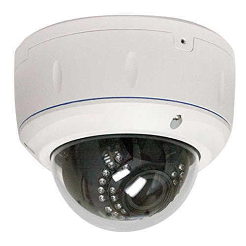 Gw Security Inc Gw-560Hd-Vd 1/3-Inch Color Sony Cmos Surveillance Security Camera 850 Tv Lines, 2.8 To 12Mm Lens, 30 Pieces Infrared Led And 65-Feet Ir Distance