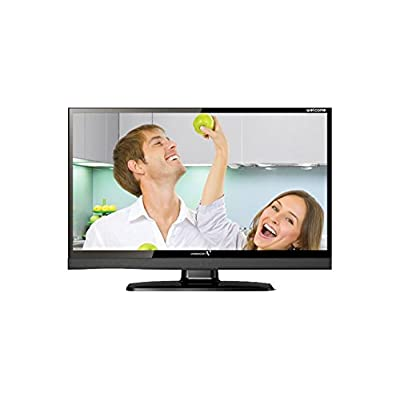 Videocon IVC24F02MP 61 cm (24 inches) Full HD LED TV (Black)