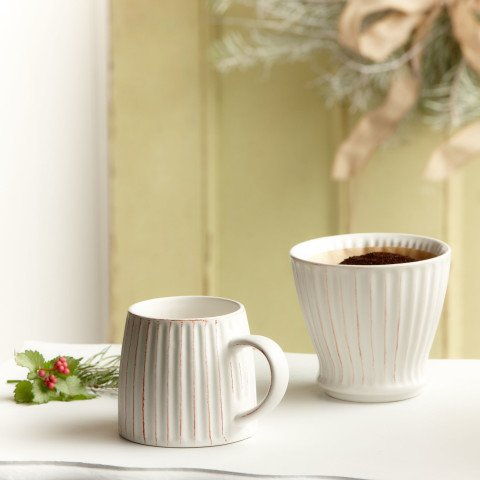 Starbucks Pour-Over Brewer & Mug