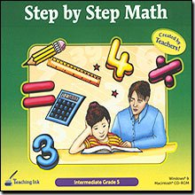 Step by Step Math - Intermediate Grade 5