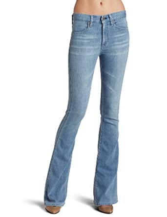 AG Adriano Goldschmied Women's Farrah Vintage High Rise Bell Bottom Jean, Blue, 24