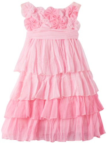 Review: Biscotti Baby-Girls Infant Blushing Rose Dress, Pink, 18 Months  Best Offer