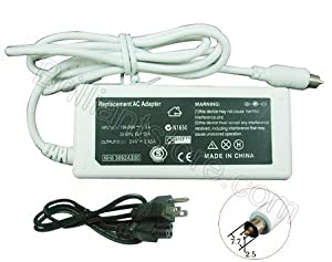 """AC Adapter Charger A1021 for Apple, iBook G4, PowerBook G4, 12"""" 15"""" 17"""" 14"""" (24.5V, 2.65A, 65W)"""