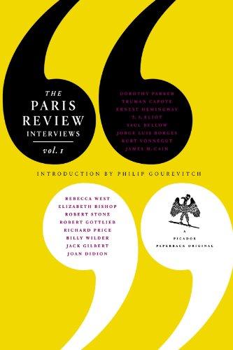The Paris Review Interview: Volume 1 (Paris Review Interviews)