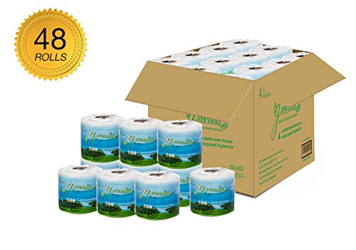 Individually Wrapped Toilet Paper front-1012192