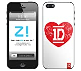 Music Skins iPhone5s/5c/5用スキンシール One Direction - Heart