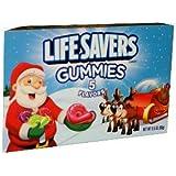 Christmas Lifesaver Gummies - Stocking Stuffer - One Pack