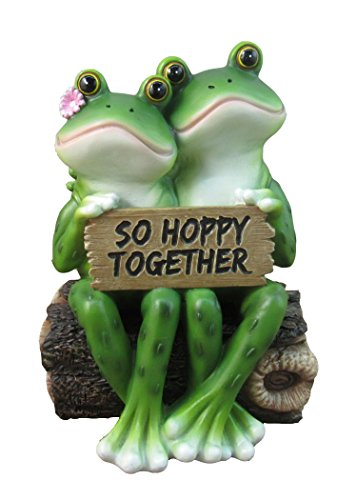Happy Frog Couple