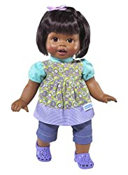 Little Mommy Sweet As Me Hopscotch African American Doll from Little Mommy