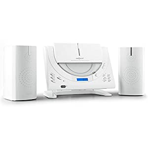 Purchase  oneConcept Vertical 80 Stereo System CD USB MP3 AUX
