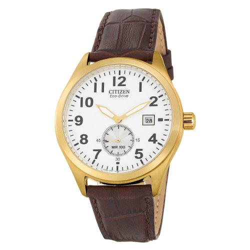 Citizen Men's BV1063-09A Eco Drive Strap Watch