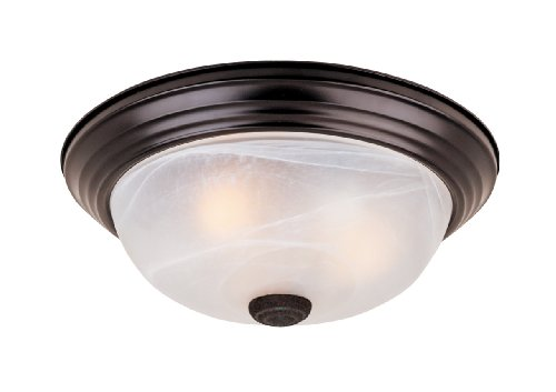 Designers Fountain 1257L-ORB-AL Value Collection Ceiling Lights, Oil Rubbed Bronze