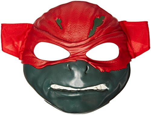 Teenage Mutant Ninja Turtles Raphael Movie Deluxe Mask Action Figure
